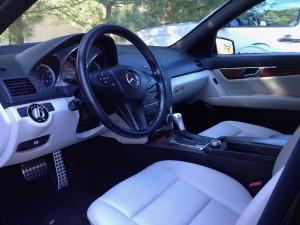 2010 Mercedes C300