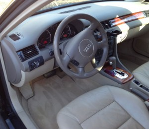 OAD---2003-Audi-A4-Drivers-After-Interior-Detailing